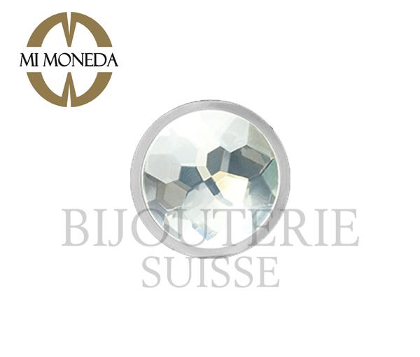 Monnaie azar acier pierre crystal medium