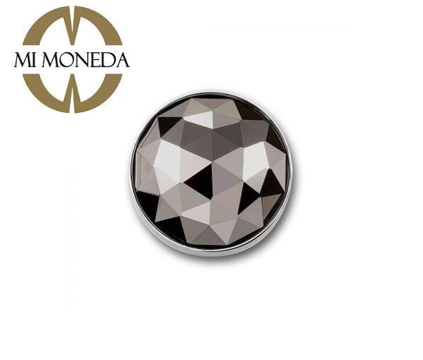 Monnaie feliz acier metallic x-small