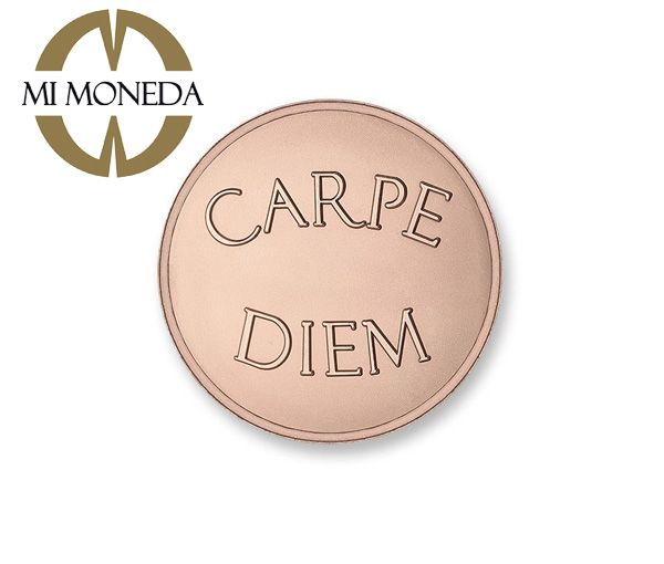 Pastille moneda pl.rose carpe diem m