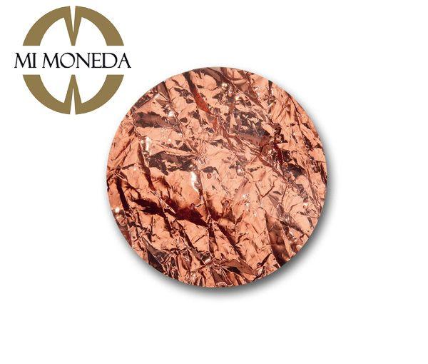 Pastille roca cuivre large