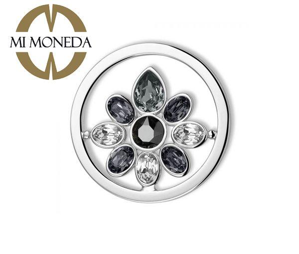 Mimoneda monnaie flores grise large