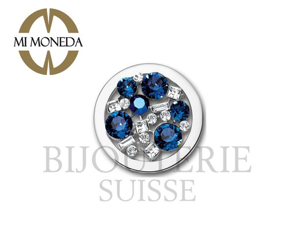 Pastille libre aci cristaux bleu med