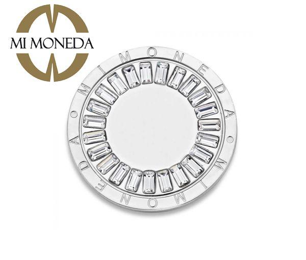 Monnaie sentido acier cristaux medium