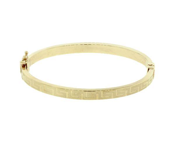 Bracelet 10k bangle