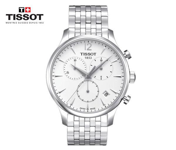 Montre tissot pour homme tradition chronographe