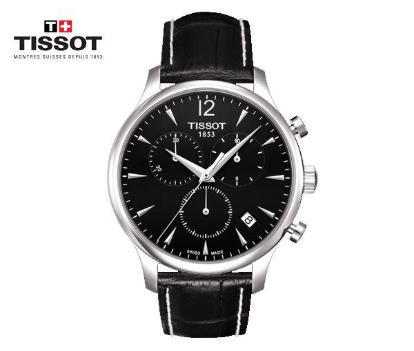 Montre tissot pour homme tradition chronograph